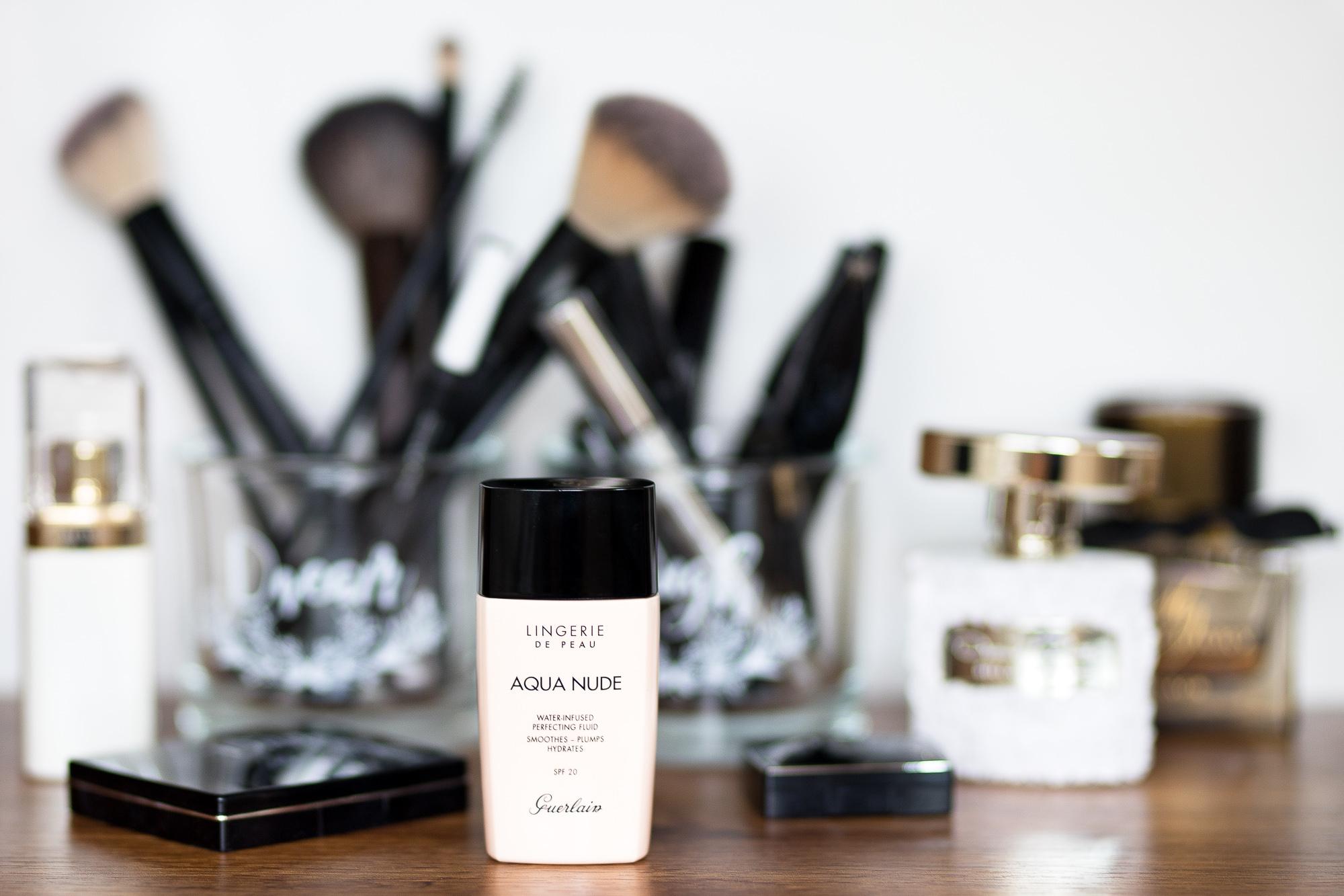 Krémový make up s fialkovou esenciou od Guerlain. Zamilujete si ho!