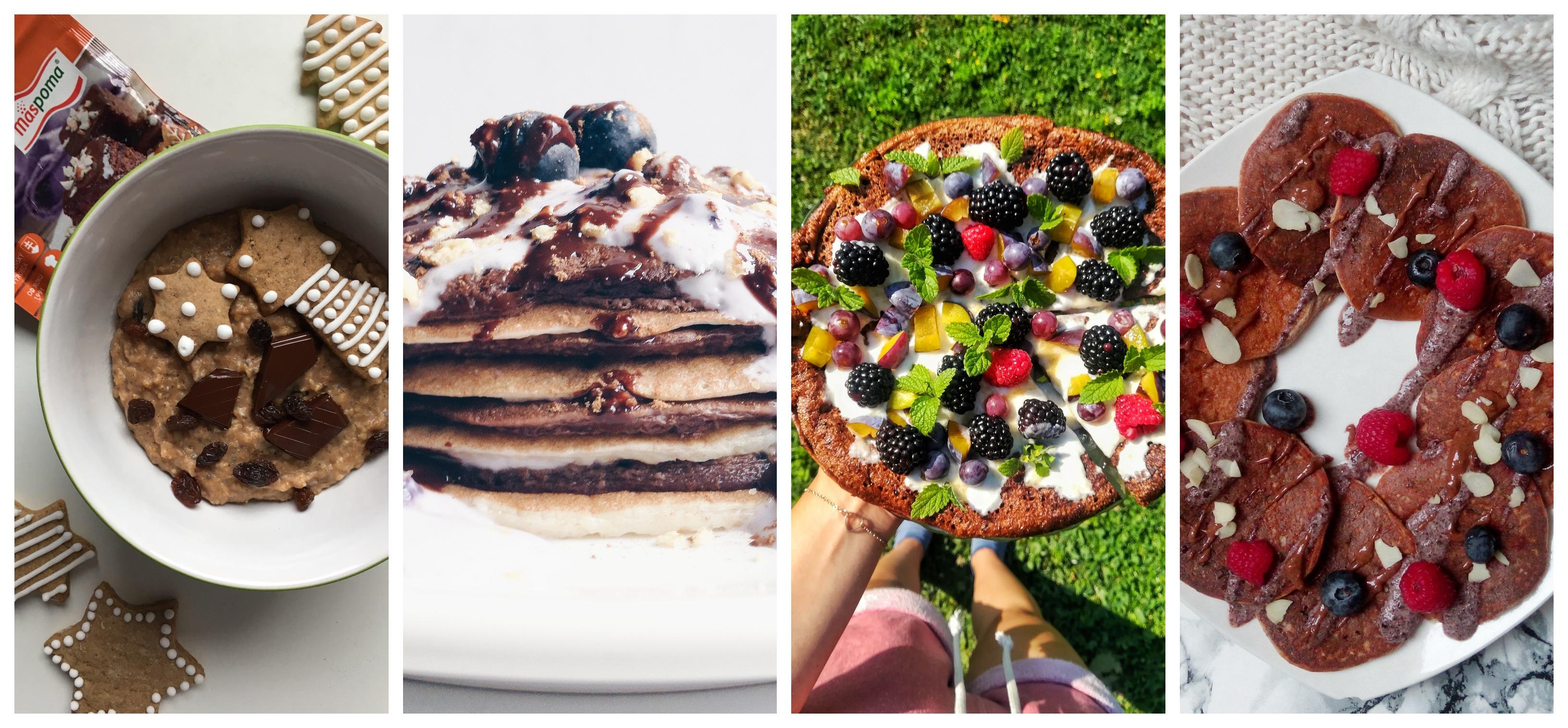 Toto sú top raňajkové recepty pre študentov od šikovných mladých dievčat