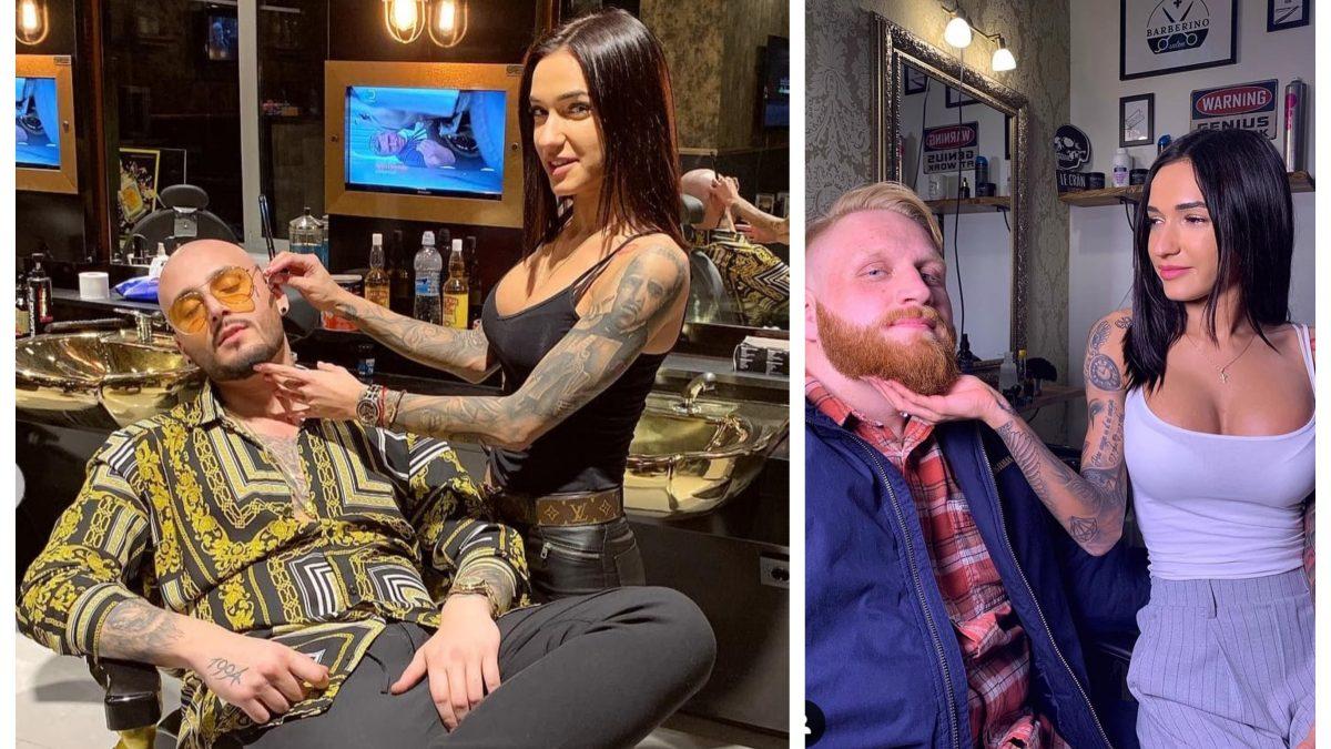 """""""Moji klienti majú voňavé brady"""", opisuje úspešná female barberka zo Slovenska"""