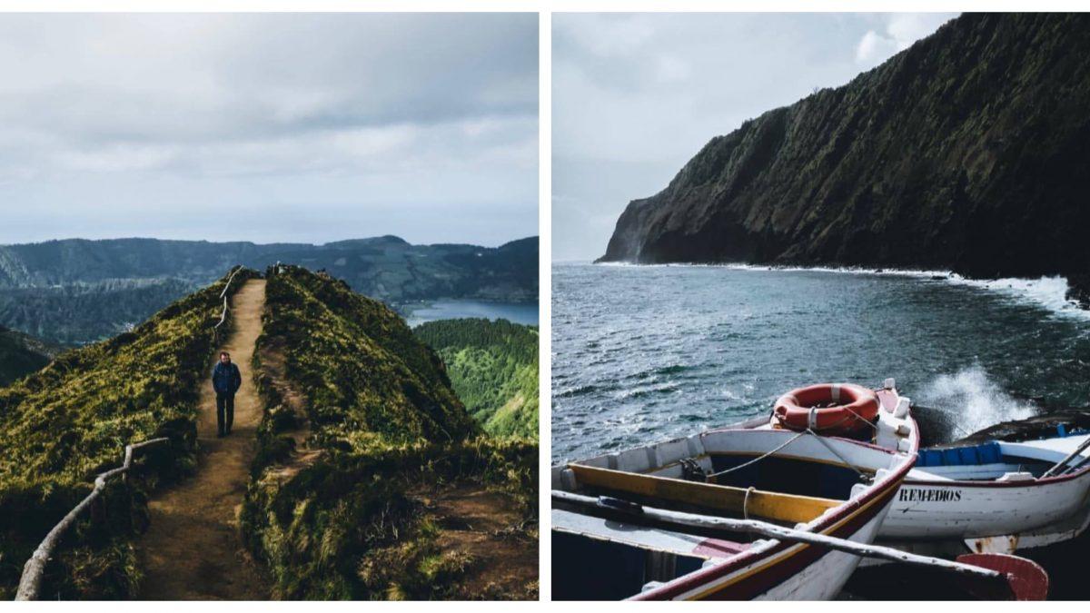 """Z cestovateľského denníka redaktorky: """"Azorské ostrovy sú zabudnutý raj na zemi"""""""
