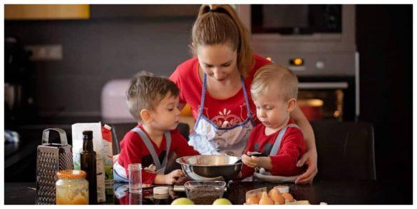 """""""Nedojedám po deťoch a riadim sa čiastkovými cieľmi,"""" trojnásobná mama prezrádza recept na to, ako sa dostať do formy"""