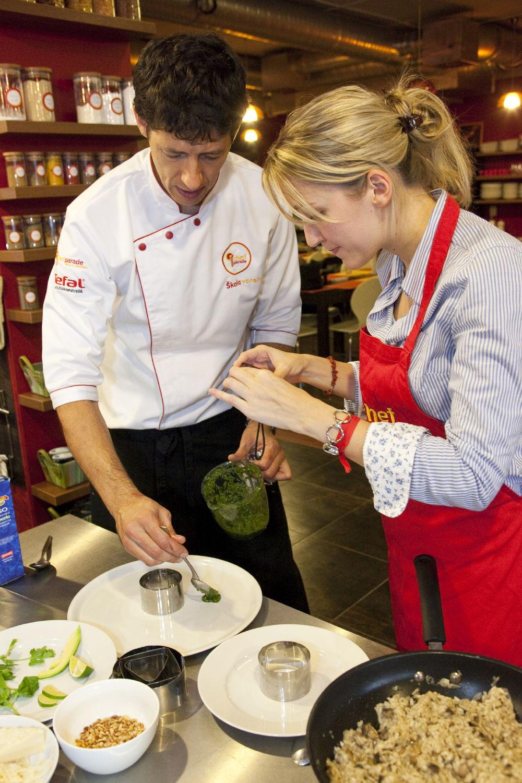 Ich kurzami varenia prešlo viac ako 20 000 ľudí. Vo svojich reštauráciách vydávajú viac ako 1 tonu jedla denne. Inšpiratívny rozhovor s manažérkou školy varenia Chefparade