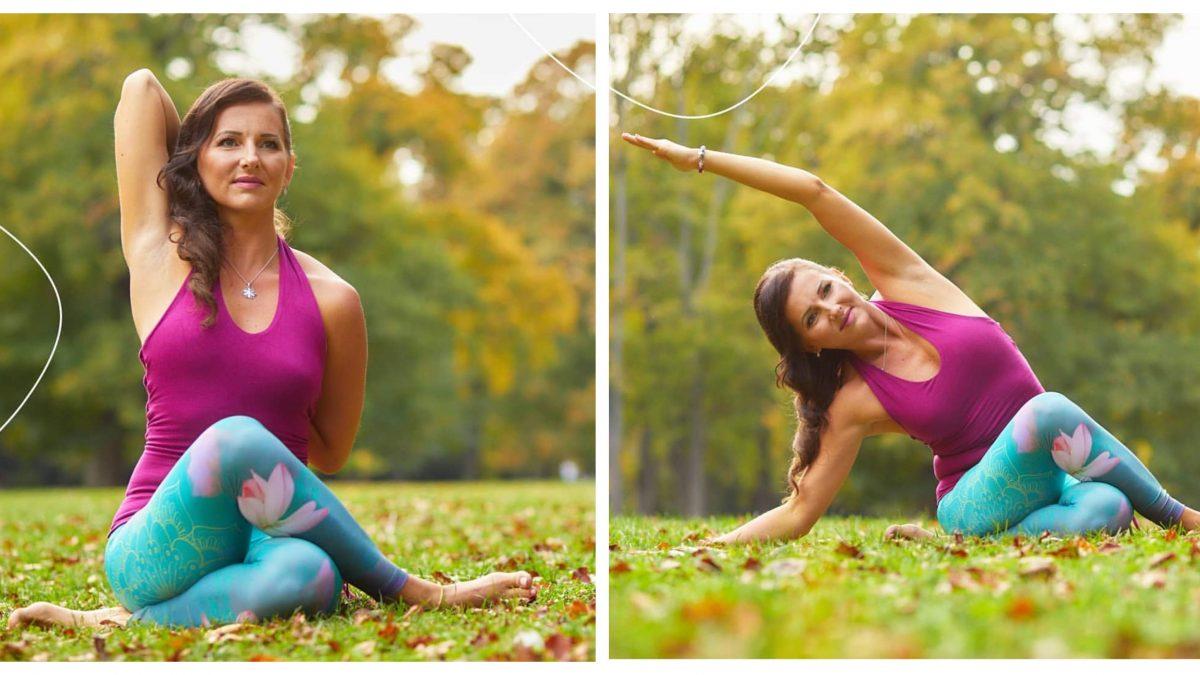 Máš problémy s menštruáciou? Vyskúšaj cvičiť hormonálnu jogu!