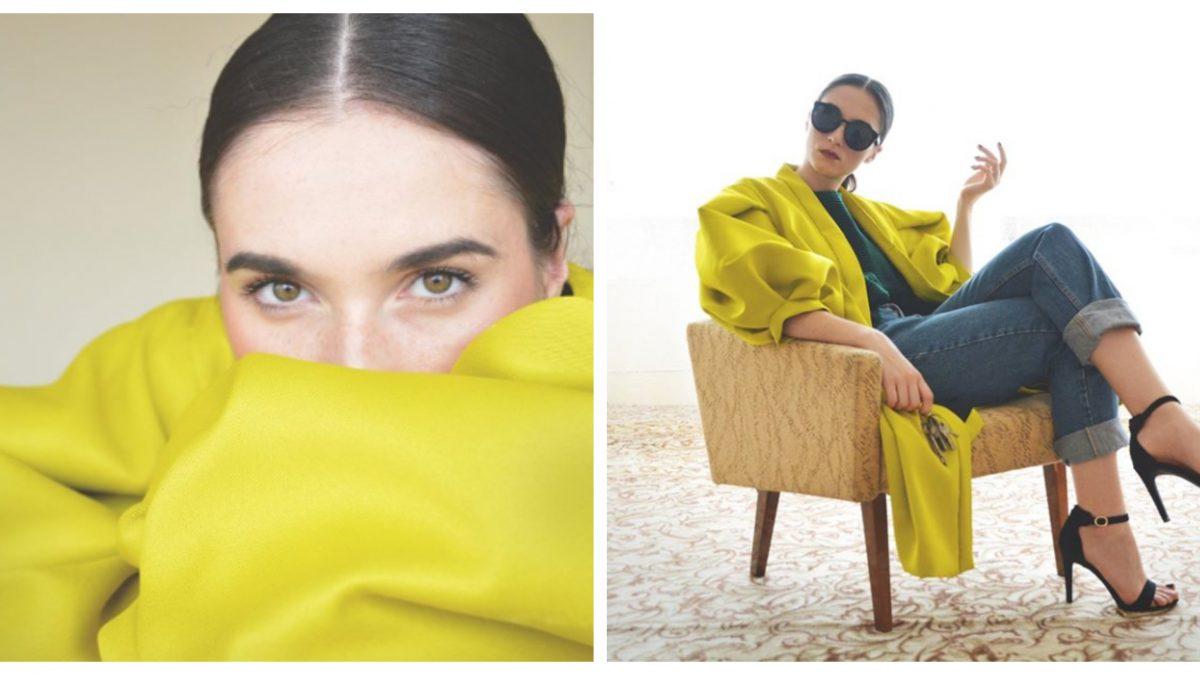 Rozhovor s Kristínou Bánovskou, návrhárkou, ktorá zahviezdila na Bratislavských módnych dňoch