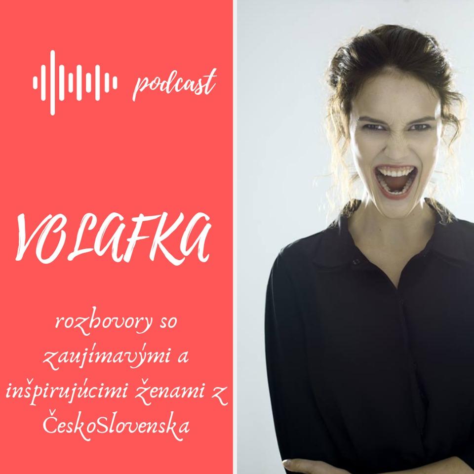 Tip na podcast: Rozhovory s úspešnými ženami na podcastoch Volafka