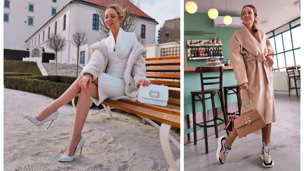 Ako si poskladať jarný šatník podľa fashion blogerky Michaely Švarovej