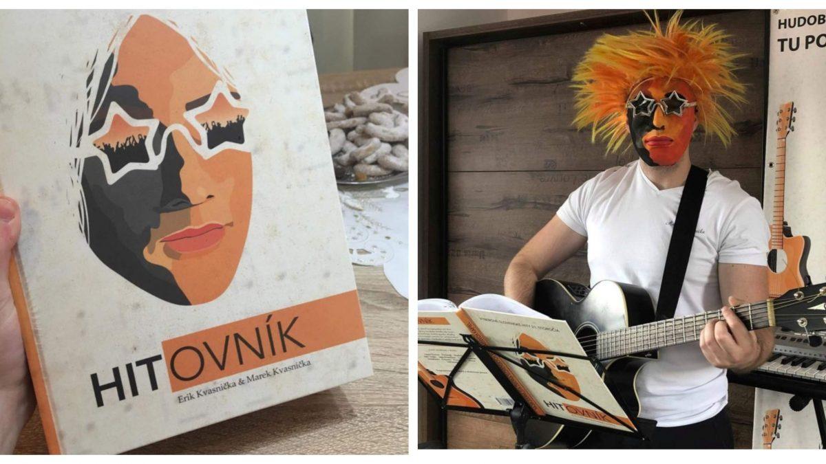 Viac ako 150 slovenských hitov v jednej knihe, aj o tom je Hitovník